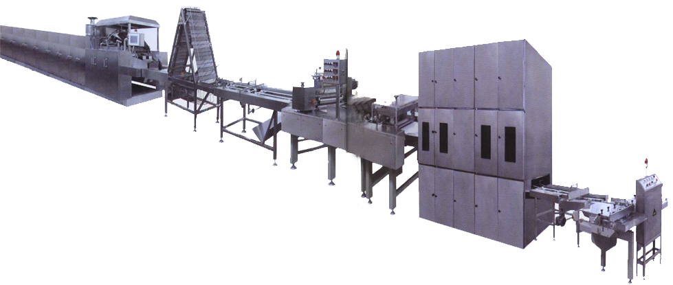 wafer production line