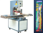 Plastic welding & cutting machine